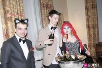 Lovecat Magazine Halloween Dinner Hosted by Jessica White and Byrdie Bell #41