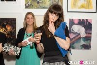 Cat Art Show Los Angeles Opening Night Party at 101/Exhibit #36