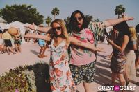 Coachella: LACOSTE Desert Pool Party 2014 #81