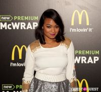 McDonald's Premium McWrap Launch With John Martin and Tyga Performance #50