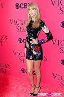 2013 Victoria's Secret Fashion Pink Carpet Arrivals #11