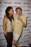 NYLON Music Issue Party #33