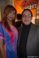 Tia Walker and Dennis Wong