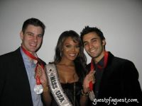 Olympic Silver Medalist Tim Morehouse, Miss USA Crystle Stewart and Olympic Silver Medalist Jason Rogers