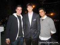 Tim Morehouse, Eli Manning, Jason Rogers