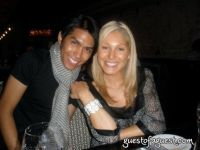 Timothy Garcia and Andrea Burman at Gusto
