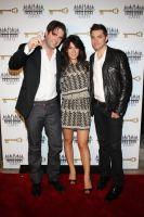Tommy Tardie (Ultra Nightclub), Daniela Rizzo (Designer), Benjamin Rogan (Ultra Nightclub)