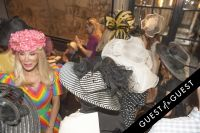 Socialite Michelle-Marie Heinemann hosts 6th annual Bellini and Bloody Mary Hat Party sponsored by Old Fashioned Mom Magazine #77