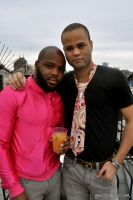 K.Tyson Perez of Unvogue and Andre Edwards