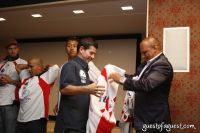 USA Homeless Soccer Team Jersey Presentation at Cipriani Wall Street #14