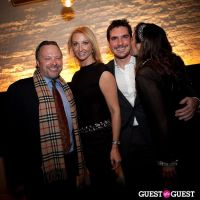Frederique Constant at Gotham Magazine October Men's Issue Party #88