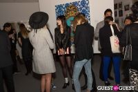 Cat Art Show Los Angeles Opening Night Party at 101/Exhibit #74