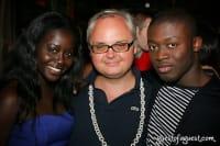 Zandile Blay, Mickey Boardman, Kofi Yankey