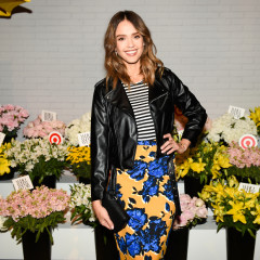 Jessica Alba & Kate Bosworth Toast The Target x Who What Wear Collaboration
