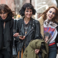 New York Fashion Week Street Style: Day 3