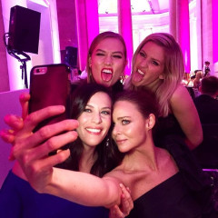 Instagram Round Up: Liv Tyler, Karlie Kloss & More At The 2016 Elle Style Awards