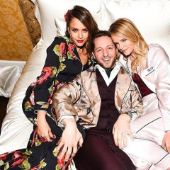 Derek Blasberg Hosts An It Girl-Filled Pyjama Party With Dolce & Gabbana