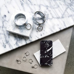 Trend Alert: All Marble Everything