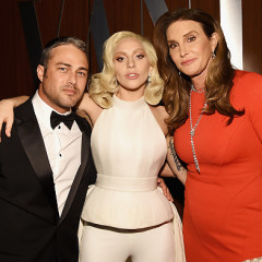What Exactly Is Happening In These Vanity Fair Oscar Party Photos?