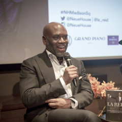 Sing To Me: LA Reid's Book Party At NeueHouse