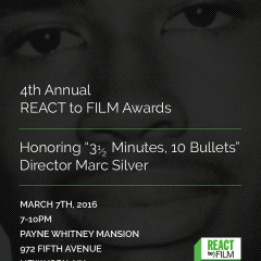 You're Invited: The 4th Annual REACT to FILM Awards