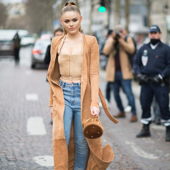 What 15 Of Our Favorite Fashionistas Are Wearing In Paris