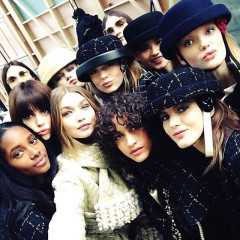 The 10 Most Epic Model Selfies Of Fashion Month