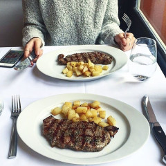 Steak Out The Scene At NYC's Trendiest Steakhouses