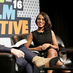 Kerry Washington Shares Her Social Media Secrets At SXSW 2016