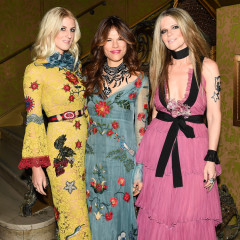 Things Got Wild At Art Production Fund's Concrete Jungle Gala