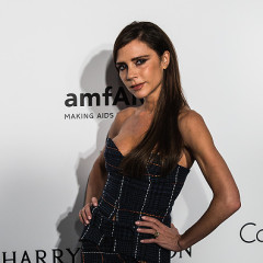 Victoria Beckham Is Honored At amfAR's Glittering Hong Kong Gala