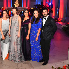 Best Dressed Guests: The Most Glam Gowns At The Frick Collection's Young Fellows Ball 2016