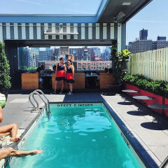 The 10 Best Spots To Go Skinny Dipping In NYC