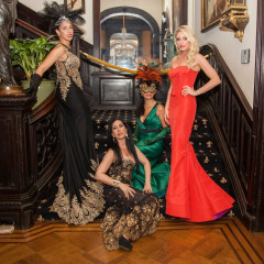 Inside The National Arts Club's Glamorous Masquerade Bash