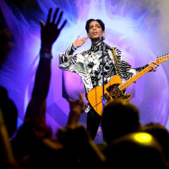 New York Paints The Town Purple For Prince