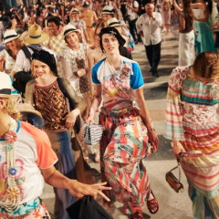 Chanel Goes To Cuba (& Puts A Castro On The Catwalk)