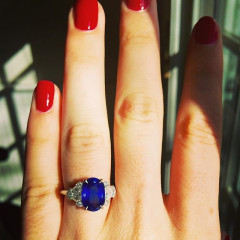 #StoneFoxRings: Colorful Rings & The Engagement Stories Behind Them