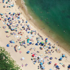 Photographer Gray Malin Flies Us Above The Hamptons & Beyond