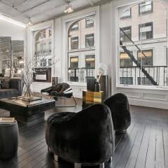 Step Inside Alexander Wang's $3.75 Million Tribeca Loft