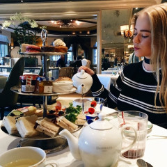 Pinkies Up: 5 Glamorous Spots For Afternoon Tea In NYC