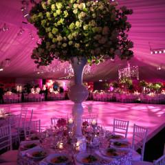 Inside The New York Botanical Garden's Conservatory Ball Presented By Oscar de La Renta