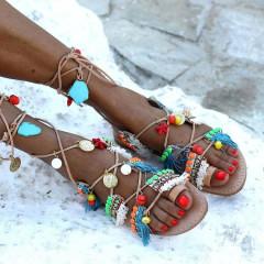 5 Ways To Wear The Season's Hottest Sandals