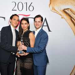 A Look At All The Winners Of The 2016 CFDA Awards