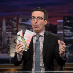 Dear John: 5 Times John Oliver Has Stolen Our Hearts