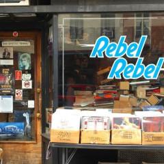 Rebel Rebel Records Is Closing Up Shop
