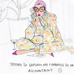 Julie Houts: J. Crew Designer, Funniest Account On Our Insta Feed
