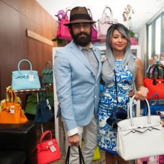 Inside The Save My Bag x Dream Hotel Event In NYC