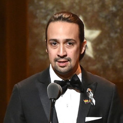 Lin-Manuel Miranda's Moving Speech Won The Tony Awards