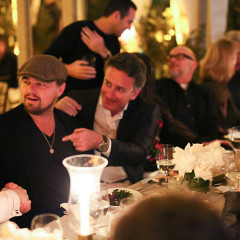 What (& WHO) Leonardo DiCaprio Was Doing In Montauk This Weekend