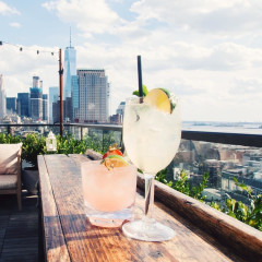 8 Waterfront Rooftops To Finish Out The Summer